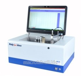 Настольный искровой оптико-эмиссионный спектрометр PolySpek Neo для высокоточного анализа химического состава металлов и сплавов