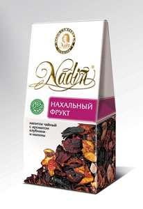 Чай НАДИН, NADIN чай фруктовый фасованный Киев.