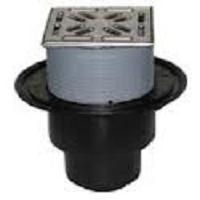 Трап с гидрозатвором для диаметра трубы HL3100  110мм, ДУ75, DN50 вертикальный