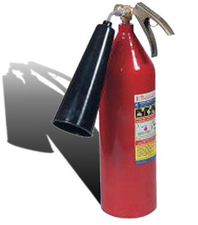 Огнетушитель СО2 (углекислотный) ОУ-5 (ВВК 3,5)