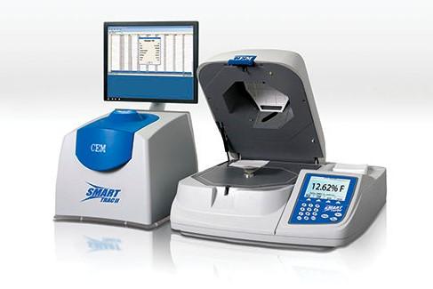 Микроволновый анализатор жира и влаги в пищевых продуктах SMART Trac II: