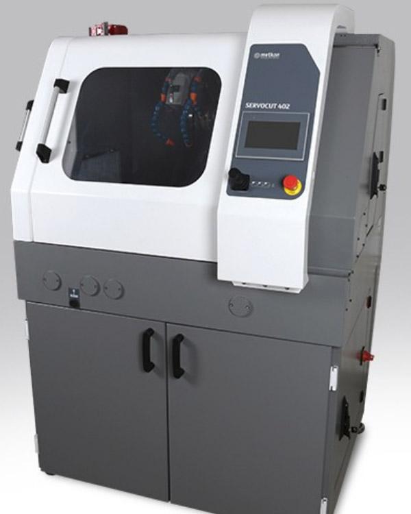 Автоматический абразивный отрезной станок SERVOCUT - 401 MA