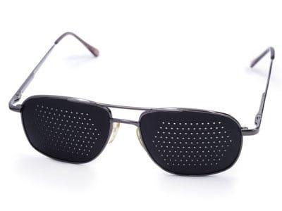 ea52e8d58a1c Перфорированные очки-тренажеры, для всей семьи, универсальные (мужские и  женские)