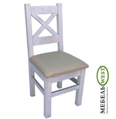 Мебель под старину, Стулья ХИТ в белом цвете