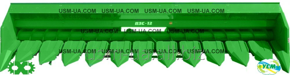 Buy HARVESTER FOR CLEANING OF SUNFLOWER OF PZS-8-12