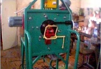 Купить Станок для разделки и дальнейшей сортировки извлеченных металлов, из бронированных кабелей