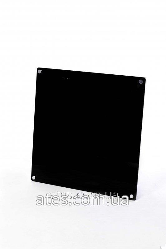Настенная нагревательная стеклокерамическая панель Evolution Hglass IGH 6060 400/200 Вт NTES черная, белая