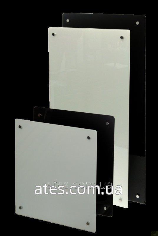 Нагревательная стеклокерамическая панель Evolution Hglass IGH  6012 850/425 Вт NTES черная белая