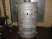 Buy Potbelly stove furnace steel Ukraine