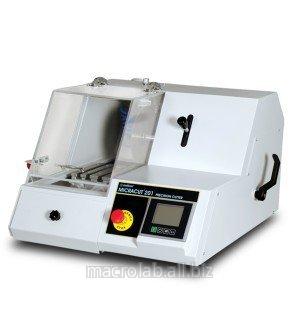 Автоматический высокоскоростной программируемый прецизионный отрезной станок MICRACUT - 201