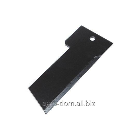 Нож противорежущий комбайна Вектор (закалка) РСМ 141.14.02.120