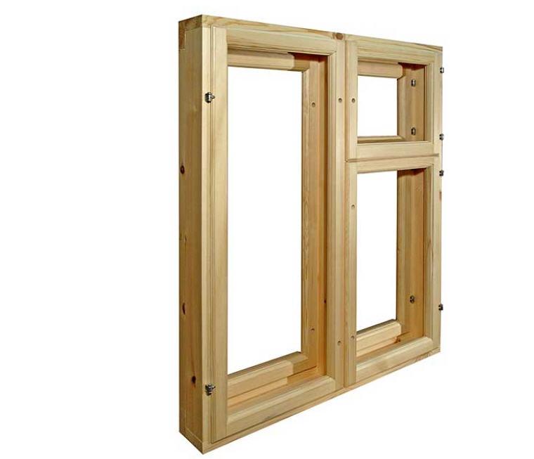 Купить Производим деревянные евроокна из качественного соснового бруса по современным технологиям