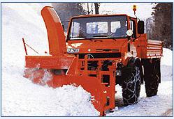 Снегоуборочная фреза SF 3-Z