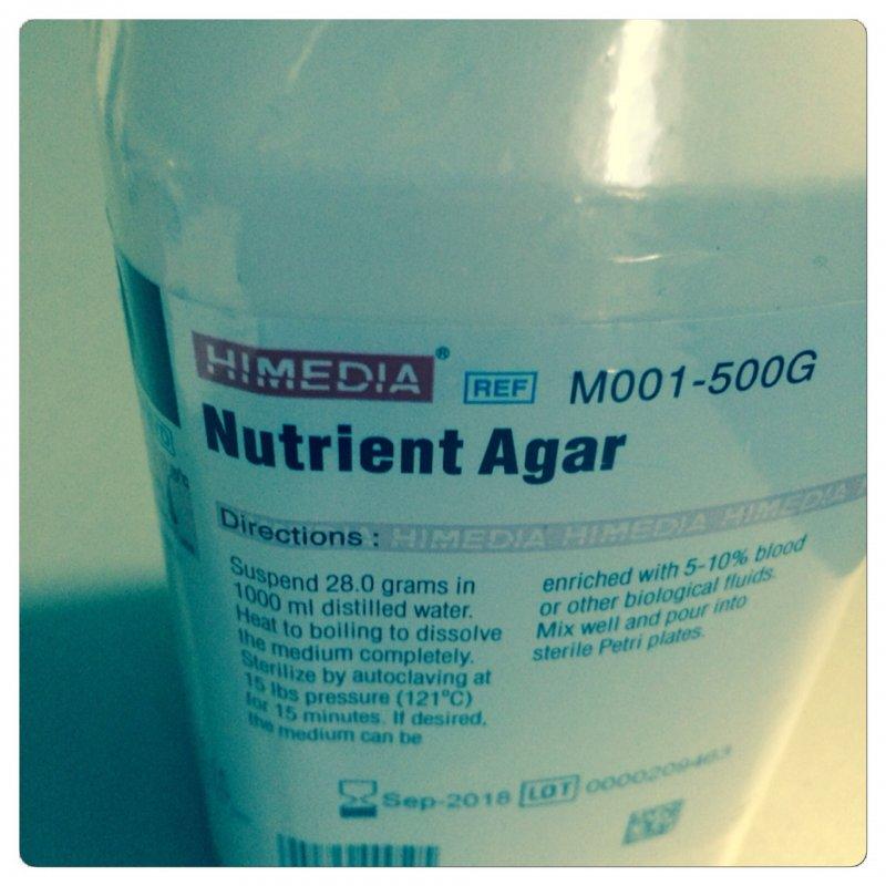 M001 Nutrient Agar / Питательный агар