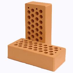 Керамический желтый кирпич