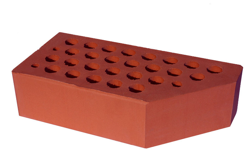 Кирпич керамический фигурный ЦФ-2 М150
