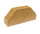 Кирпич облицовочный Литос  скала 2-х угловой