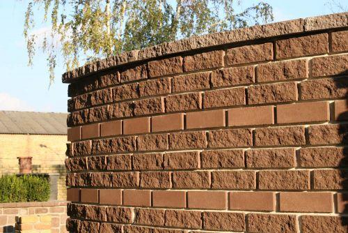Блоки для заборов Колотый Камень Плоскостной