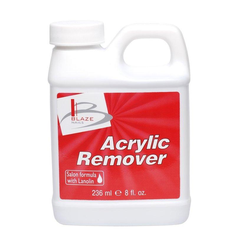 Купити Рідина для зняття гель-лаку Blaze Acrylic Remover, 236 мол, 1/9/43-00