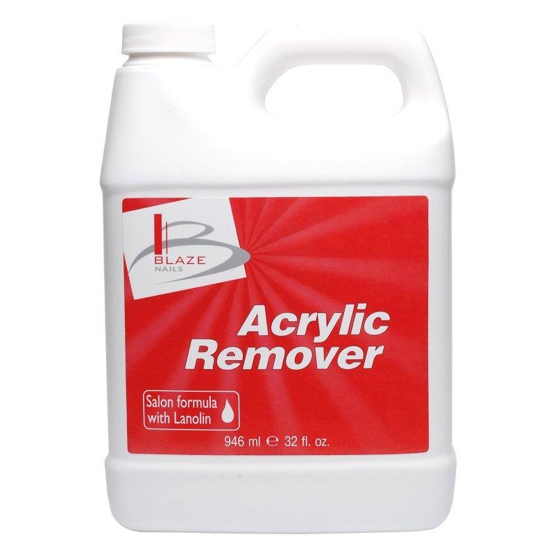 Buy Liquid for removal Blaze Acrylic Remover gel varnish, 946 ml, 1/9/45-00