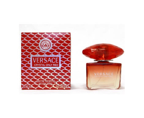 Versace Crystal Only Red edt 90 ml (осіб.)