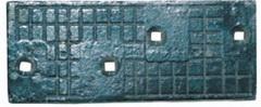 Боковина ПЛЖ-51-501, широкая (литая, штампованная)