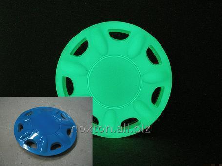 Купить Люминесцентная краска для пластмасса и ПВХ