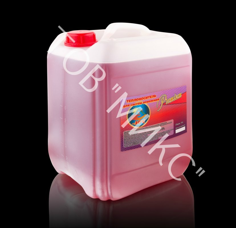 The heat carrier-30 on the basis of TM Premium propylene glycol