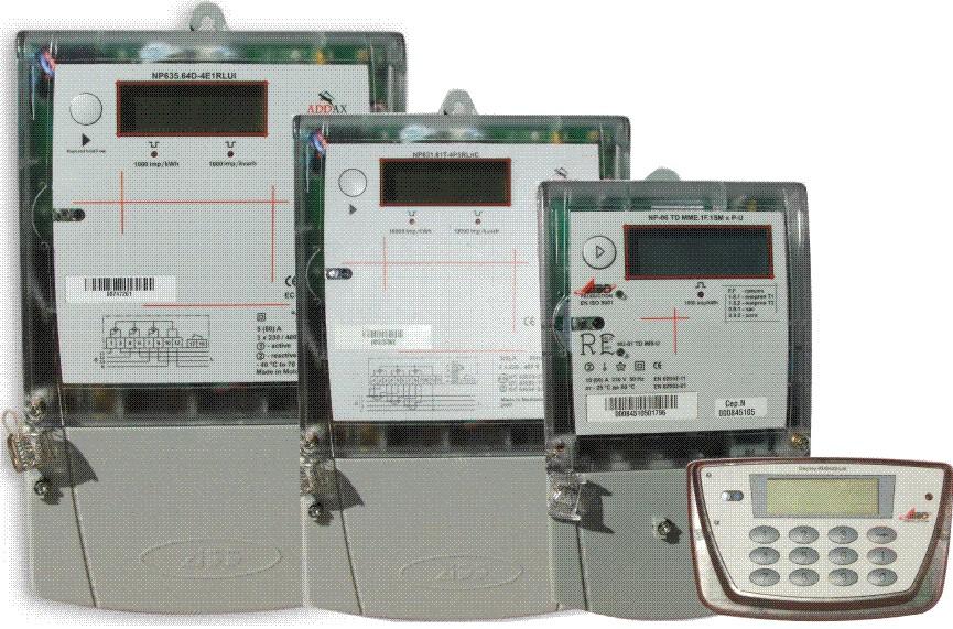 Купити Системи керування й збору інформації для лічильників електроенергії