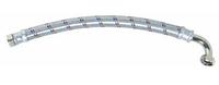 Гибкий армированный шланг СН60 угловой