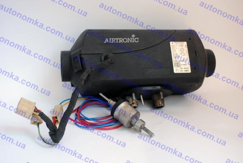 Купить Автономный отопитель Eberspacher Airtronic D2 12/24V б/у