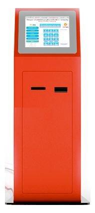 Aвтомат UNIPAY-T17 Б/У торговый автомат, вендинговый автомат, апарат для пополнения счета