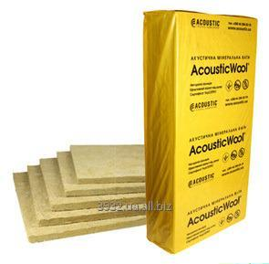 Buy Sound-proof cotton wool for a floating floor of AcousticWool Sonet F