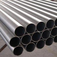Электросварные трубы  AISI 304 круглого сечения