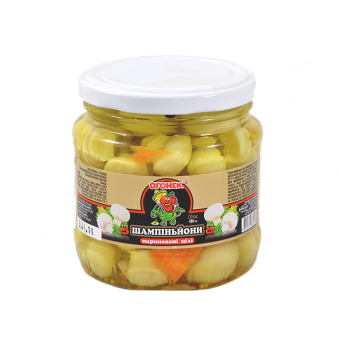 Buy Whole marinated champignons 0, 48 l