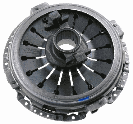 Buy The pressure disk on Saturday. (basket) of MFZ362 KAMAZ-4308, PAZ, Iveco Eurostar (SACHS)