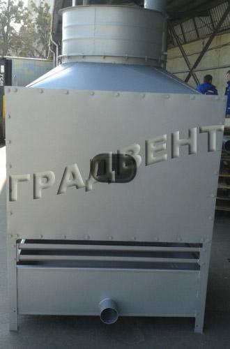 Cooler ventilatory IVA-100