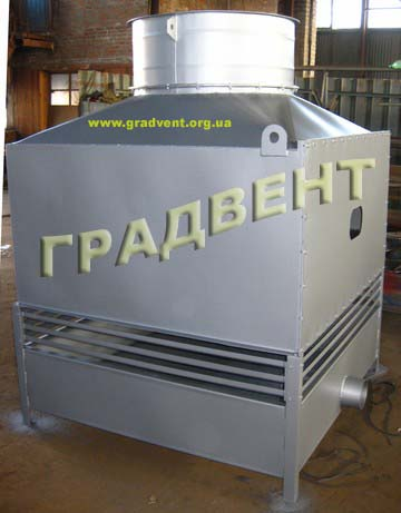 Cooler ventilatory IVA-150