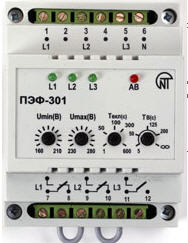 Buy Electronic switch of the phases PEF-301