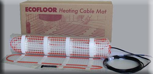 Маты нагревательные, комплекты нагревательных матов Fenix