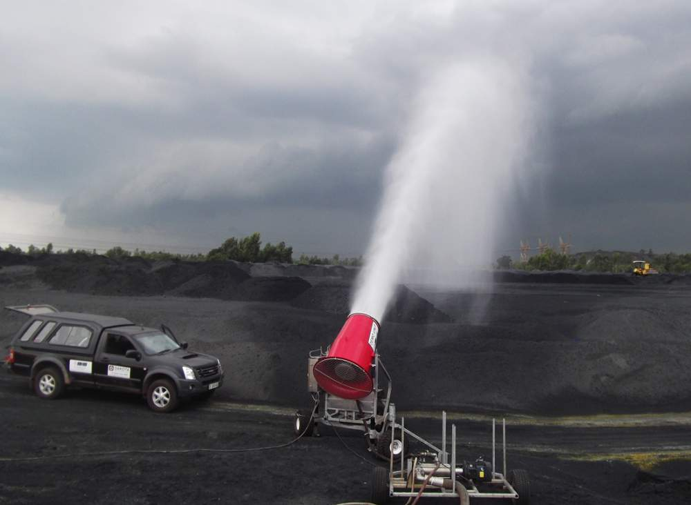 Buy Installations for dust suppression
