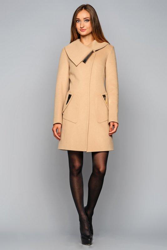 Пальто кашемірове жіноче