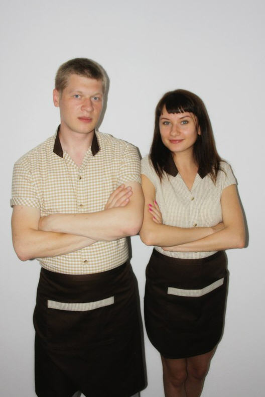 Buy Uniform for bartenders, waiters