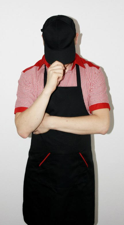 Buy Clothes for the cook, an apron for the cook