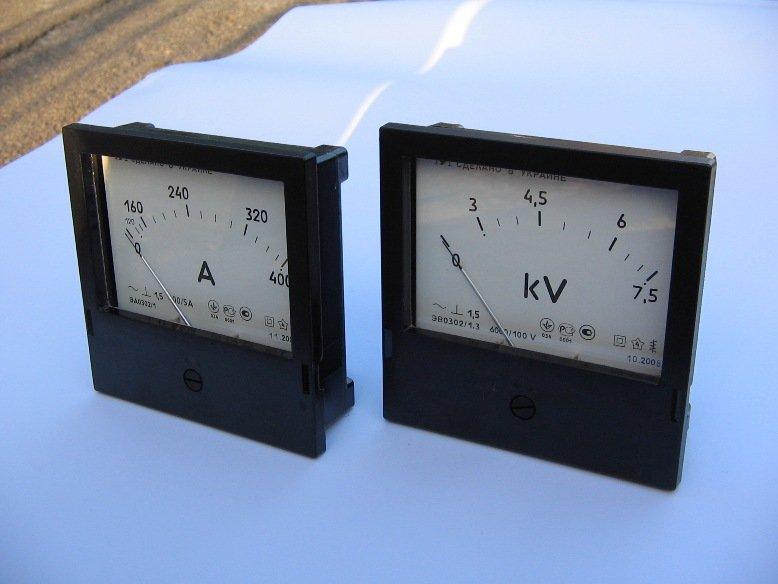 Вольтметры переменного тока  ЭВ0302/1 Аналоги  Э365