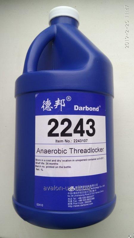 Купити Darbond 2243 герметик нарізних сполучень середньої міцності