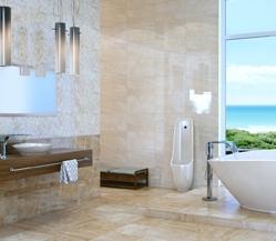Купити Плитка для ванною Sea Breeze Fresh бежевий