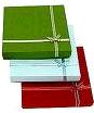 Купить Упаковка сувенирная картонная