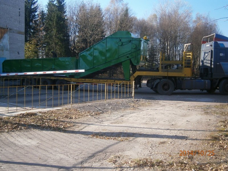 Buy Feeder (BOOM) to the line of drying Ukraine