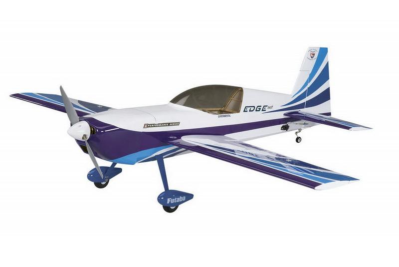 Edge 540T 3D EP ARF planes
